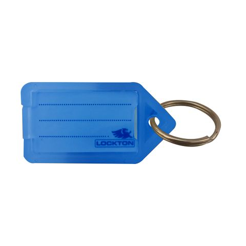 KEY TAGS *Blue* - Pkt of 20