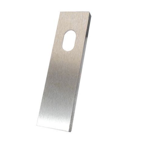 Square End - EXT PLATE - CYL HOLE ONLY