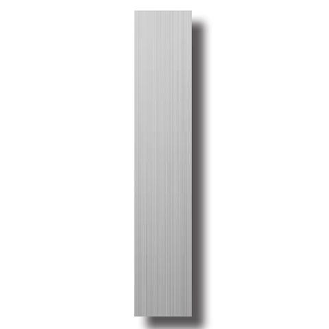 Aluminium BLANK PLATE - 250x36mm
