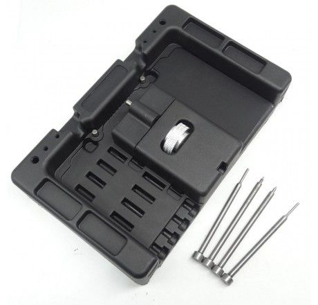 FLIP KEY VICE- For Inserting and Retracting Roll pins on Flip Keys
