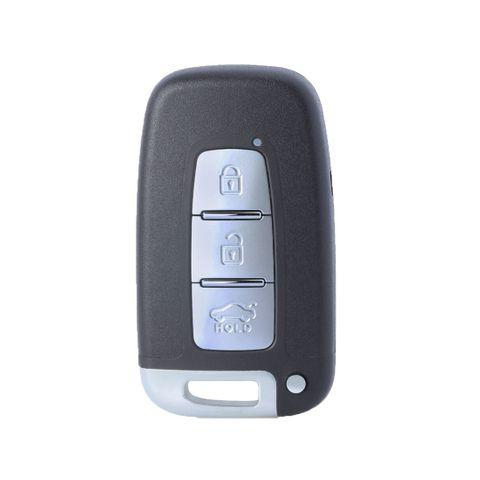 'ZB Series' SMART KEY - HYUNDAI Style - 3 Button