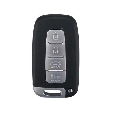 'ZB Series' SMART KEY - HYUNDAI Style - 4 Button