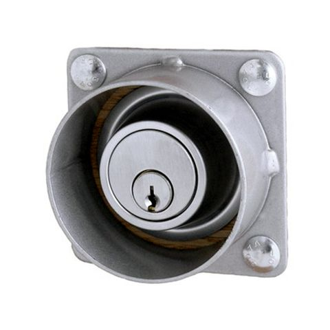 DOOR ARMOUR - suits Round Deadbolts