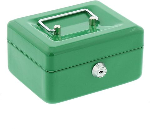 "'Money' CASH BOX - 150mm (6"")"