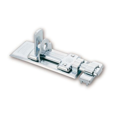 80mm SECURITY LOCKING BOLT - CARDED
