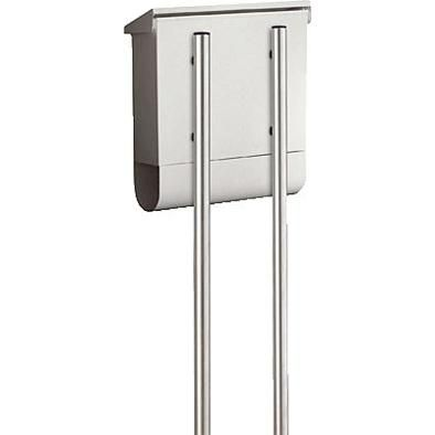 'Universal'  S/Steel Letter Box MOUNTING POLES (1500mm x 34mm dia.)