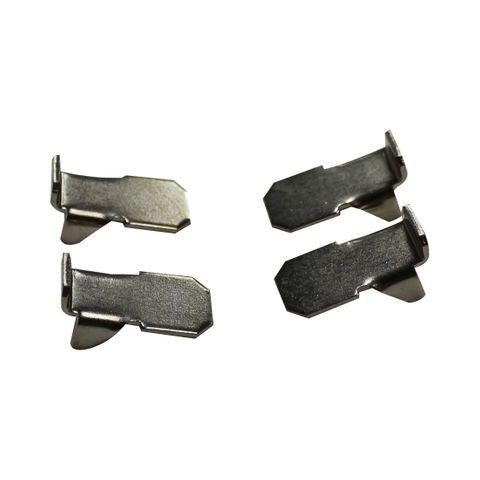 'Karat' Spare SHELF CLIPS - PKT of 4