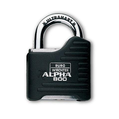 'Alpha'  65mm PADLOCK  (KA)