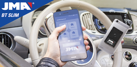 PHONE REMOTE - Turns MOBILE into Garage REMOTE- Fixed & Rolling - See Rem. Book for Compatibility