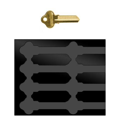 'Key Jig' - CLOVER (MLAA)