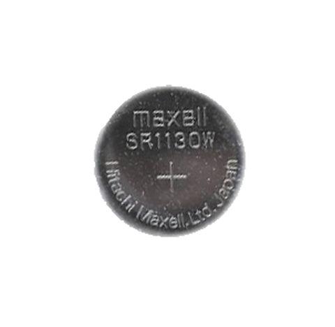 '389' 1.55V Silver Oxide BUTTON BATTERY - Strip
