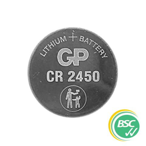 '2450' 3V Lithium COIN BATTERY - Hang Sell