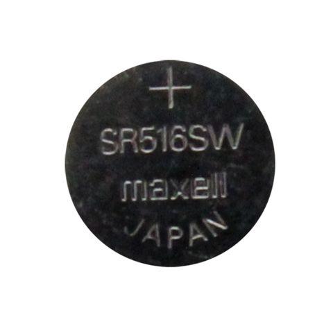 '317' 1.55V Silver Oxide BUTTON BATTERY - Strip