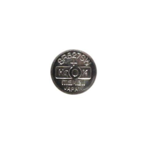 '319' 1.55V Silver Oxide BUTTON BATTERY - Strip