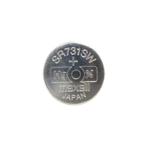 '329' 1.55V Silver Oxide BUTTON BATTERY - Strip