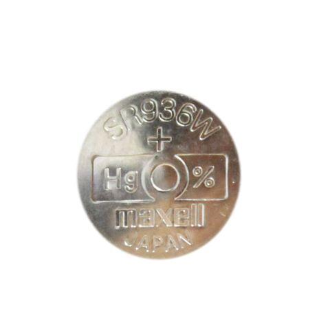 '380' 1.55V Silver Oxide BUTTON BATTERY - Strip