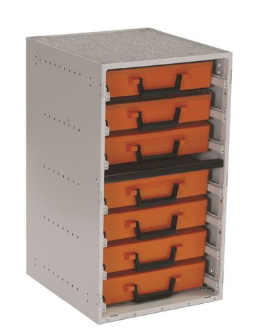 'Case Cabinet'   - HOLDS 7 x RC001 or RC002