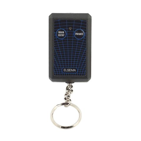 'ELSEMA'  - KEY RING - 2-Channel - Main & Private (Like: RME74)
