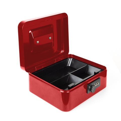 "'Combination' CASH BOX - 200mm (8"")"