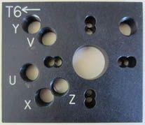'MiniRig®' TEMPLATE - MULTIPLE LOCKS #1