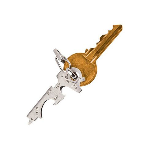 KEYRING 'KeyTool' 8-Tools-In-1