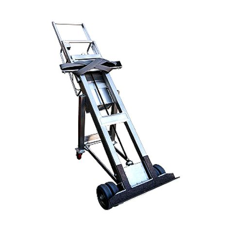 'SuperLoad' -  Powered HAND TRUCK - Inc:  * Quad Main Wheels  * Extension Handle   * Vertical Move Assembly