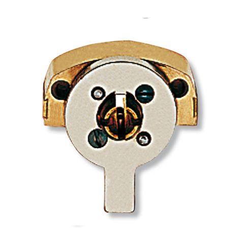 CYLINDER INSERTS - 13.5  -  15 mm *3-Keys*