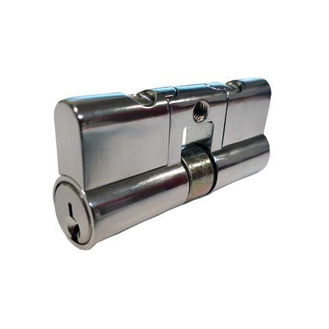 LOCK CYLINDER - (9555-1) DBL EURO FIXED 6-Pin (KA)