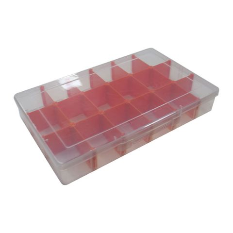 STORAGE BOX - 18 Compart.