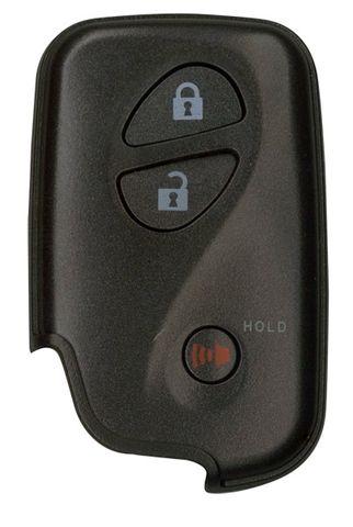 KEY SHELL -  Smart Key - Suits LEXUS - 2-Btn+Panic