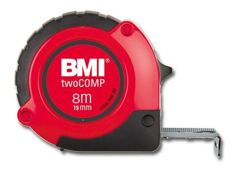 'twoCOMP' Pocket TAPE - 8m - Magnetic