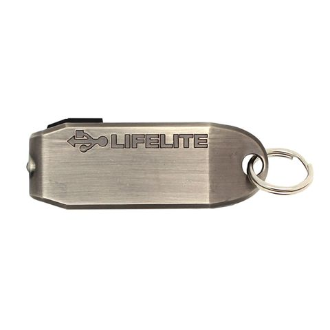 KEYRING 'Lifelight' Rechargeable Pocket Torch