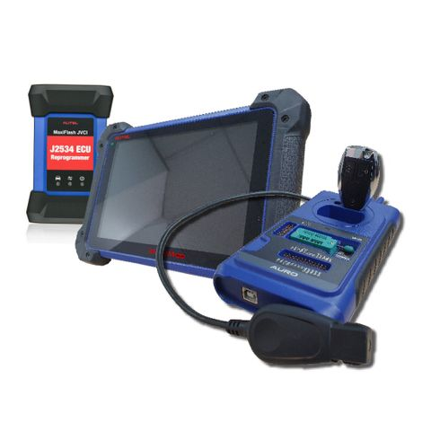 ADVANCED KEY PROGRAMMING TOOL  - Inc. 12 mths Software Updates & SRS ( includes IM608 Tablet - MaxiFlash & Carry case)