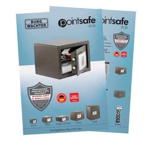 Brochure - POINTSAFE Safes Range