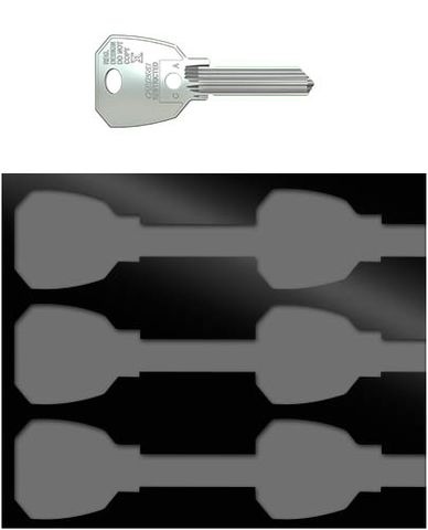 'Key Jig' - for SIGMA X