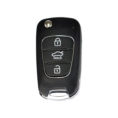 'B-Series' Flip Key REMOTE - HYUNDAI Look - 3-Button (B04)