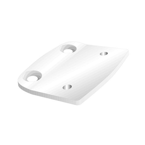 'winProtec' EXTENSION PLATE-2 - Slope 16% to 25% (Carded)