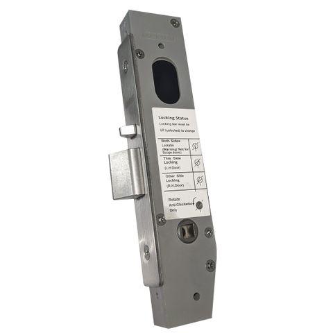 23mm BackSet MORTICE LOCK - Narrow Stile (Vestibule)