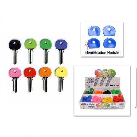 'FUN'  - Flexible Plastic Key Cap - Pkt of 200