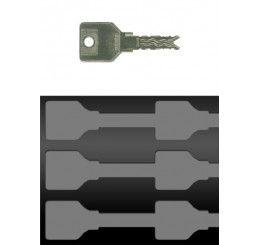 'Key Jig' - EVVA 3KS / 4KS Key Jig