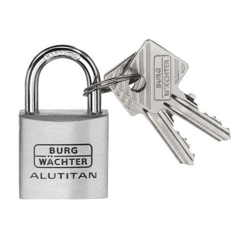 'Alutitan' 50mm PADLOCK - CARDED  (KD)