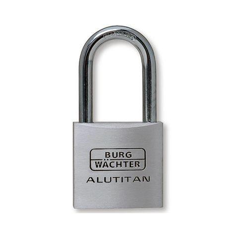 'Alutitan' 30/45mm L/SHACKLE PADLOCK - CARDED  (KD)