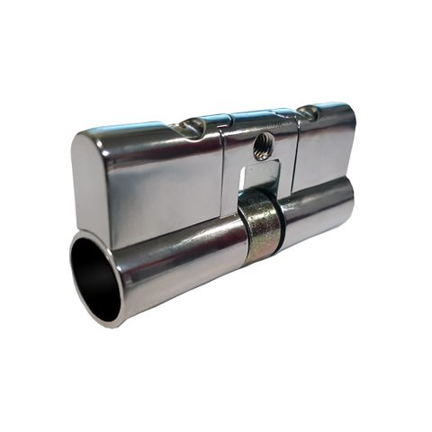 LOCK CYLINDER - (9555-1) DBL EURO FIXED 6-Pin (ALB)