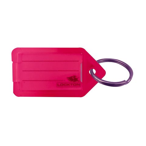 KEY TAGS *Red* - Pkt of 20