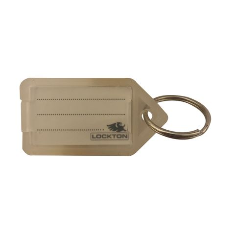 KEY TAGS *White* - Pkt of 20