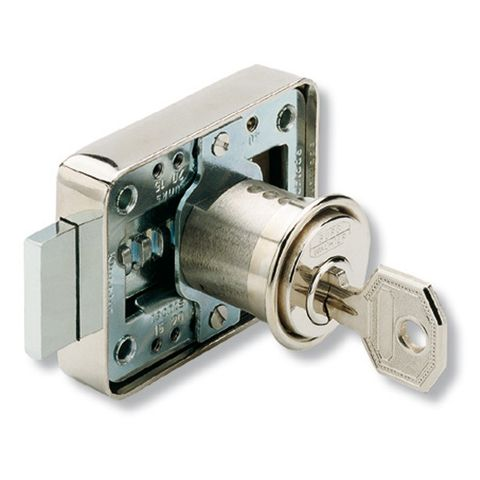 CYLINDER RIM LOCK - BackSet 15-40mm