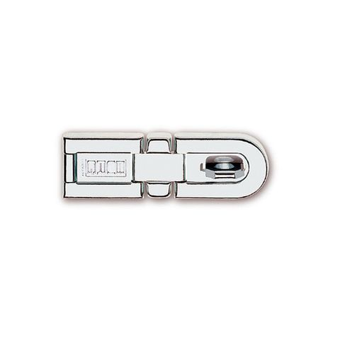 100mm HASP & STAPLE - Heavy Duty - CARDED