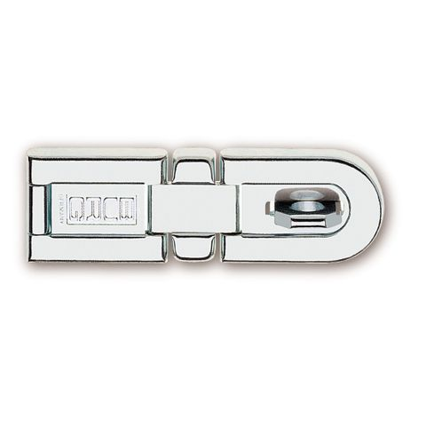 165mm HASP & STAPLE - Heavy Duty - CARDED