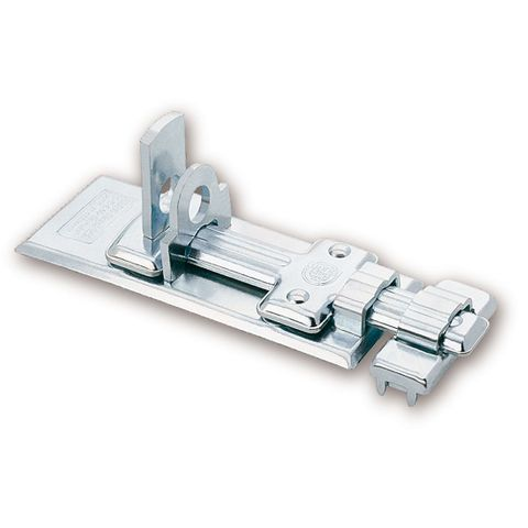 140mm SECURITY LOCKING BOLT - CARDED