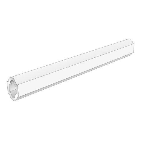 'winProtec' PROFILE GUIDE TUBE - 100cm Long